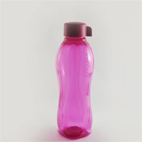Botol Tupperware 750ml eco 750ml tupperware ungu botol minum tupperware