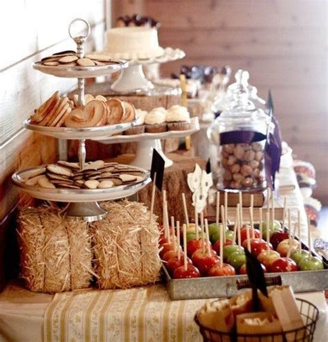 40 creative and rustic bridal shower ideas