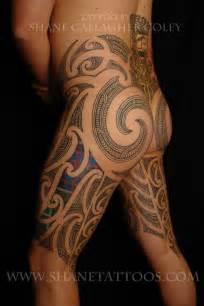 maori polynesian tattoo puhoro maori scottish on william