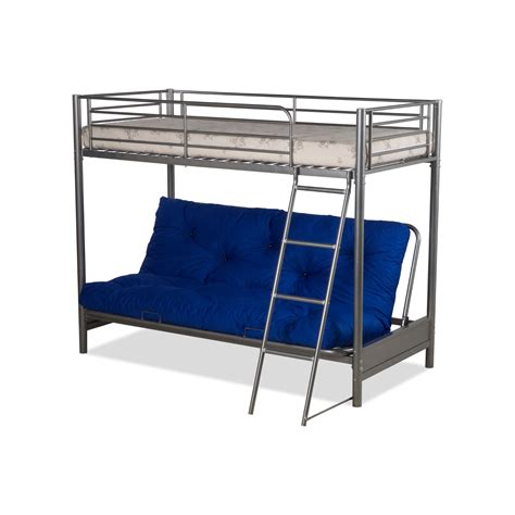 bunk beds with futon buy cheap bunk bed with mattress included compare beds