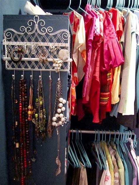 Jewelry Hanger For Closet by Madebygirl Real Real Closets Gloria S Closet