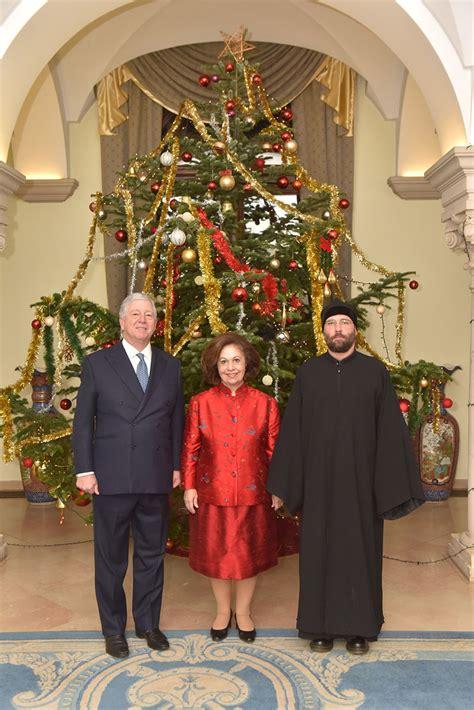 christmas eve   royal palace  royal family  serbia