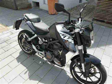 Ktm Motorrad G Nstig Kaufen by Motorrad Ktm Duke 125 Bestes Angebot Ktm