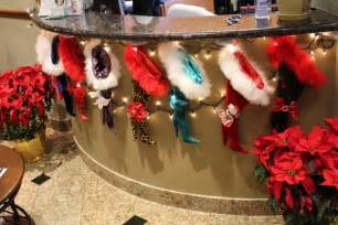 Cubicle Christmas Decorations Holiday Time At Anthem Las Vegas Periodontist Las