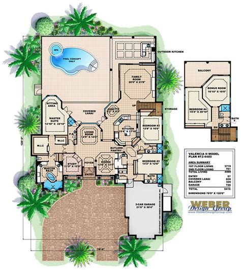 mediterranean house plan artesia house plan weber 1000 images about arquitectura on pinterest