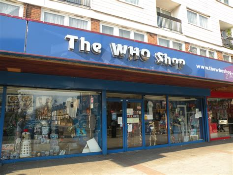 Shoo The Shop the doctor who shop 12months2go