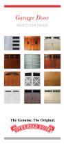 Garage Door Selection Guide Durafirm Collection Overhead Door Of South Bend Indiana