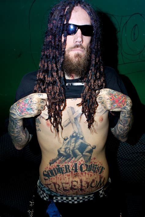 korn tattoos tam with brian welch formerly of