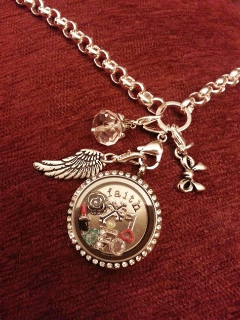 1000 ideas about origami owl necklace on