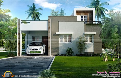 1500 Sq Ft House Floor Plans by 1200 Sq Ft House Plan Kerala Home Design And Floor Plans