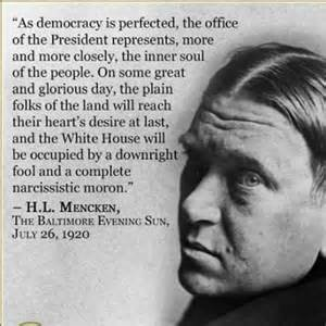 Hl Mencken Essays by I See You Quoting Mencken Again Lgf Pages