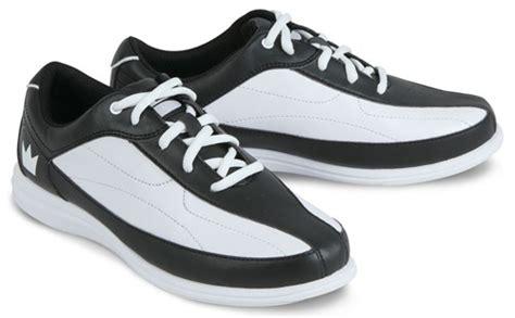 brunswick womens bliss black white wide width bowling