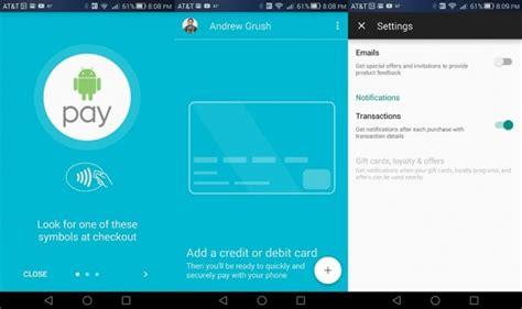 android pay api android pay api 28 images 指紋認証がandroidでも利用可能に ロック解除 アプリ購入 認証api apple payっぽい android design