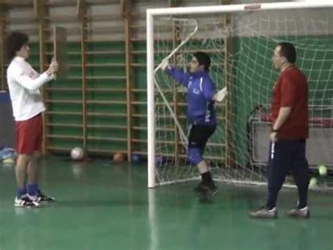 preparazione portiere calcio a 5 il portiere nel calcio a 5