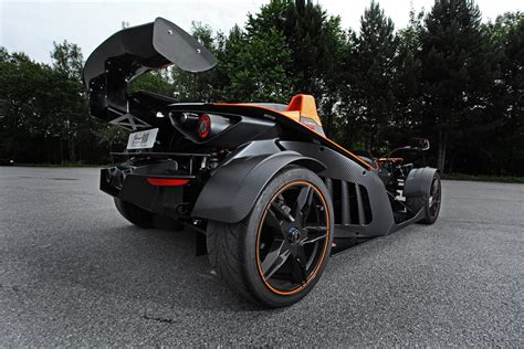 Ktm Crossbow Rr Price Wimmer Tunes The Ktm X Bow Lineup Autoevolution