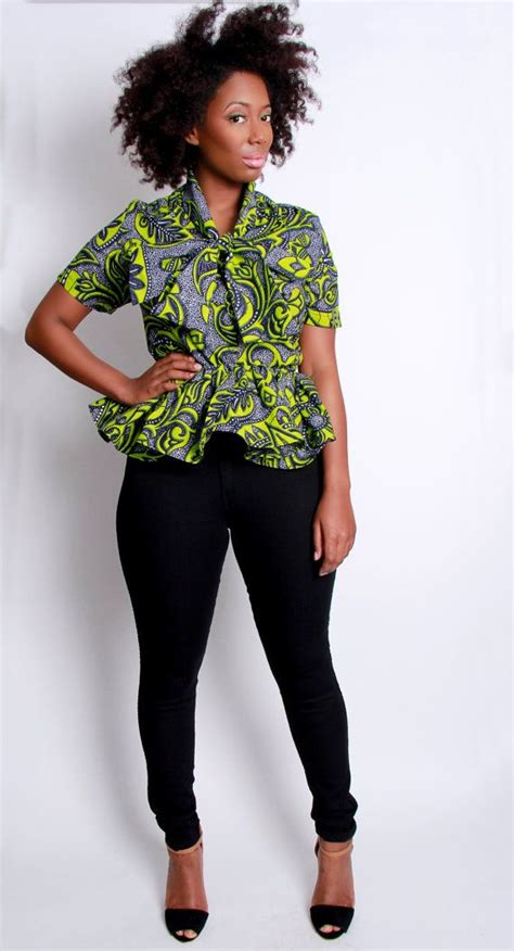 pinterest african skirts and tops styles the tirzah african print 100 holland wax by