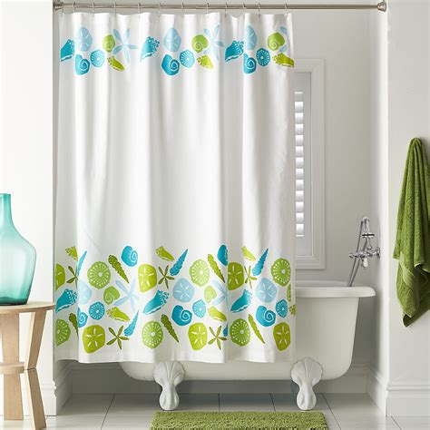 cape cod shower curtain rollover to zoom view fullscreen