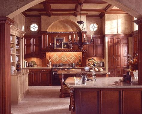 old world home decorating ideas the way to integrate old world style kitchen on your home