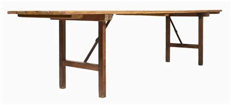 antique quot guinguette quot folding table at 1stdibs
