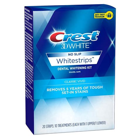 crest whitestrips supreme crest 3d white whitestrips whiter smile