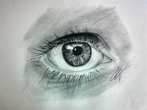 imagenes no realistas faciles de dibujar c 243 mo dibujar un ojo realista paso a paso youtube