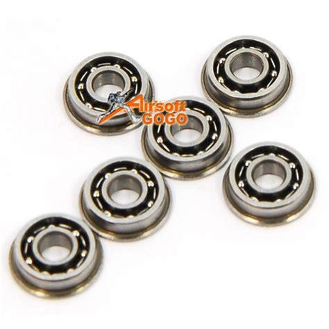 Shs Bushing 8mm Hrc Steel For Aeg Gearbox Zt0035 shs steel 8mm bearing bushing zt0019 airsoftgogo
