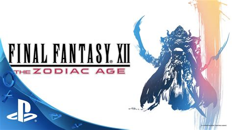 Kaset Ps4 Xii The Zodiac Age xii the zodiac age announcement reveal trailer ps4