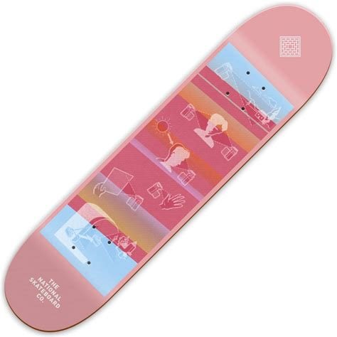 concave skateboard deck the national skateboard co exposure high concave