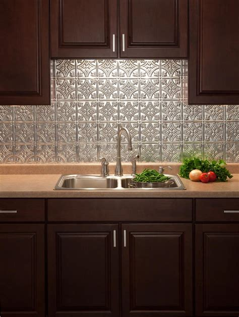 wallpaper for backsplash in kitchen wallpaper backsplash idea for a kitchen interior