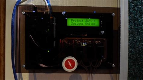 project jarvis home automation demo the black box