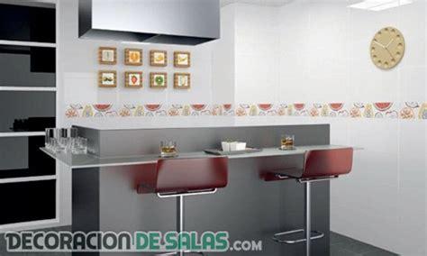 azulejos decorativos  la cocina decoracion de salas