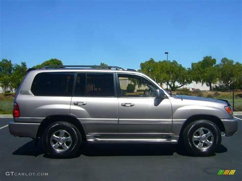 Cloud Toyota 2001 Thunder Cloud Metallic Toyota Land Cruiser 15456656
