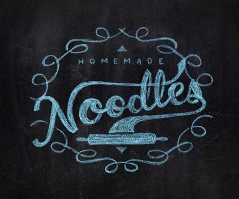 typography tutorial for photoshop how to create a chalk logo effect in photoshop