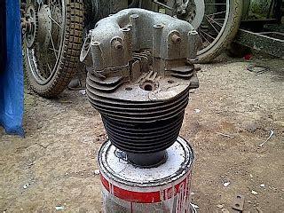 Kiprok Tiger By Mega Jaya Motor pusat motor tua mesin motor tua