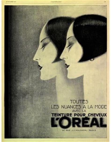 Vintage L'Oreal Ads