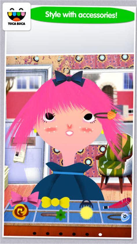 toca hair salon 2 itunes toca hair salon on the app store on itunes