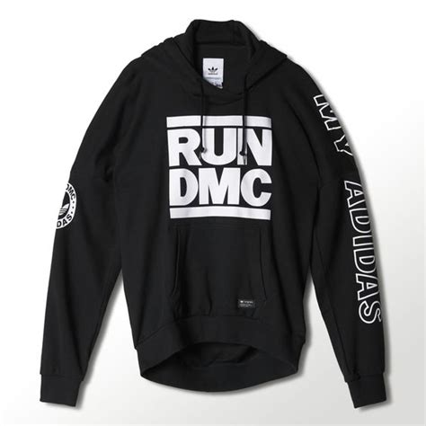 Hoodie Run Dmc Adidas adidas run dmc hoodie run dmc adidas