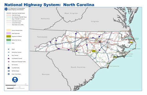 map carolina highways detailed road map of nc pictures to pin on