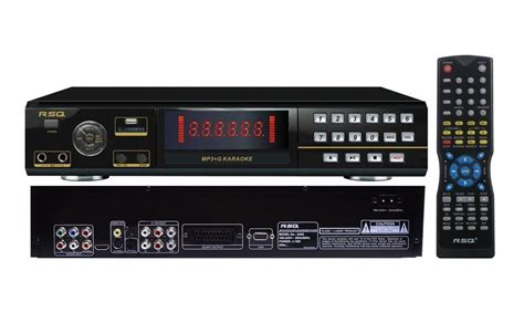 cdg format karaoke rsq mkp 2000 dvd mp3 g cdg karaoke player w ripping and