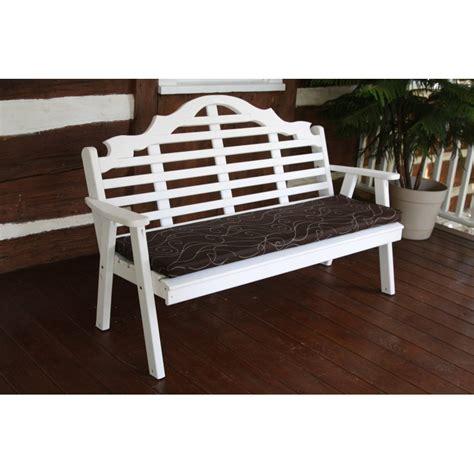 5 ft swing cushion 5 foot bench swing glider cushion