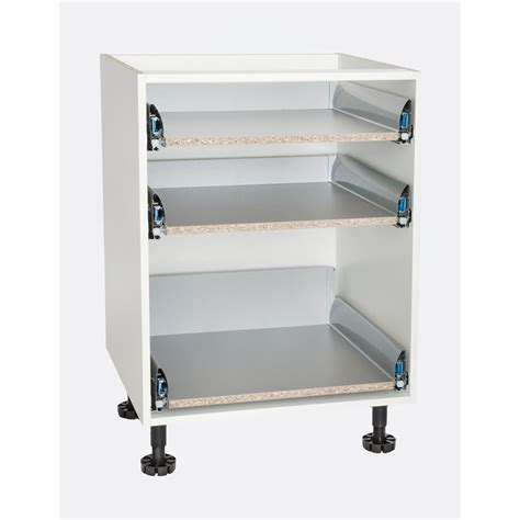 kaboodle 600mm 3 drawer base kitchen cabinet bunnings our range bunnings warehouse