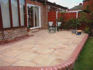 Red Paver Patio Paths Amp Patios C1 Multicraft
