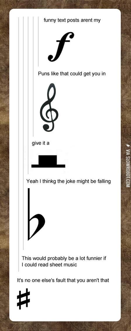 house music jokes music puns