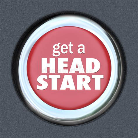 Get An Early Start On Your Shopping by Get Start Button Competitive Advantage Early Edge