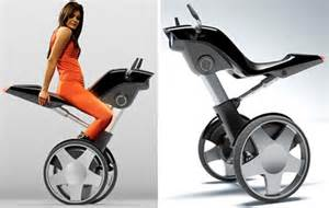 Honda Segway Taurus Electric Self Balancing Motorcycle