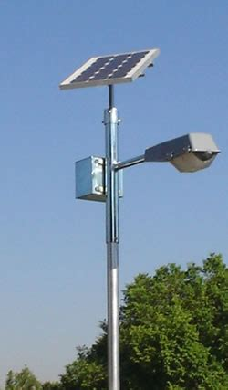 Solar Powered Pole Lights Solar Energy Sales And Service Of Florida Electric