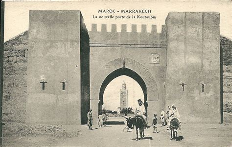 history of in history of marrakesh