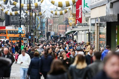 haircut deals newcastle boxing day shopping stars today with spending hitting 163 1