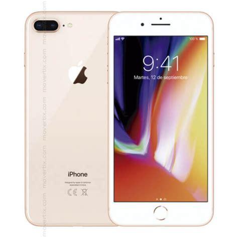 apple iphone 8 plus apple iphone 8 plus gold 64gb 0190198454997 movertix
