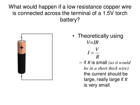 a resistor with resistance r is connected a resistor r is connected across a battery of negligible resistance 28 images an unknown